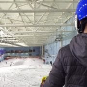 Chill Factore Indoor Training