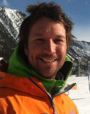 Barney is one of our ski instructor courses mentors in Courchevel
