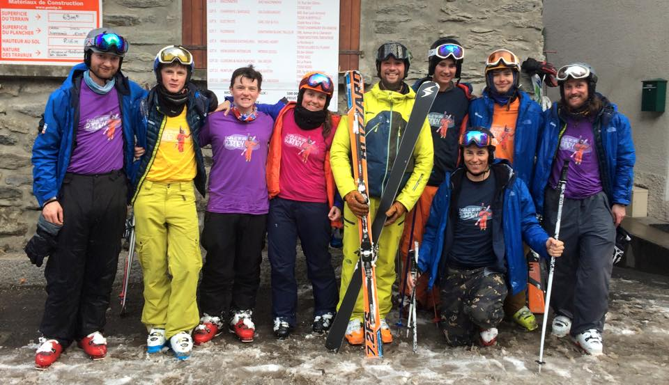Courchevel 10 Week BASI 1 and 2 Residential Course