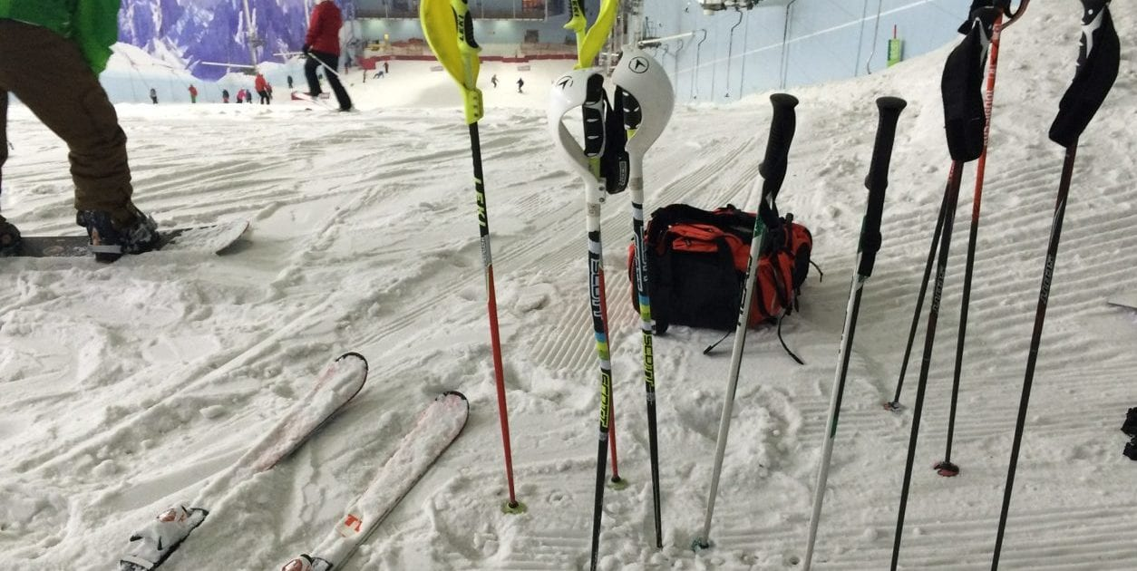 Chill Factore Race Training