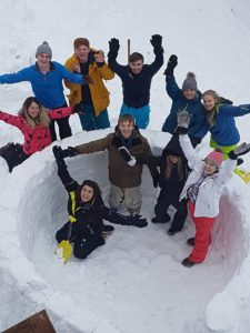 igloo fun