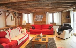 There is plenty of space to unwind and relax after a tough day of ski instructor training