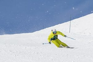 Jas BRUce runs our ISIA and other ski instructor courses in Val D'Isere