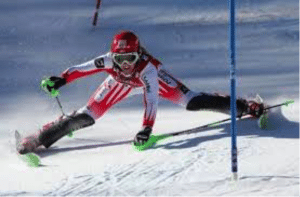gates skiing without flexibility and strength
