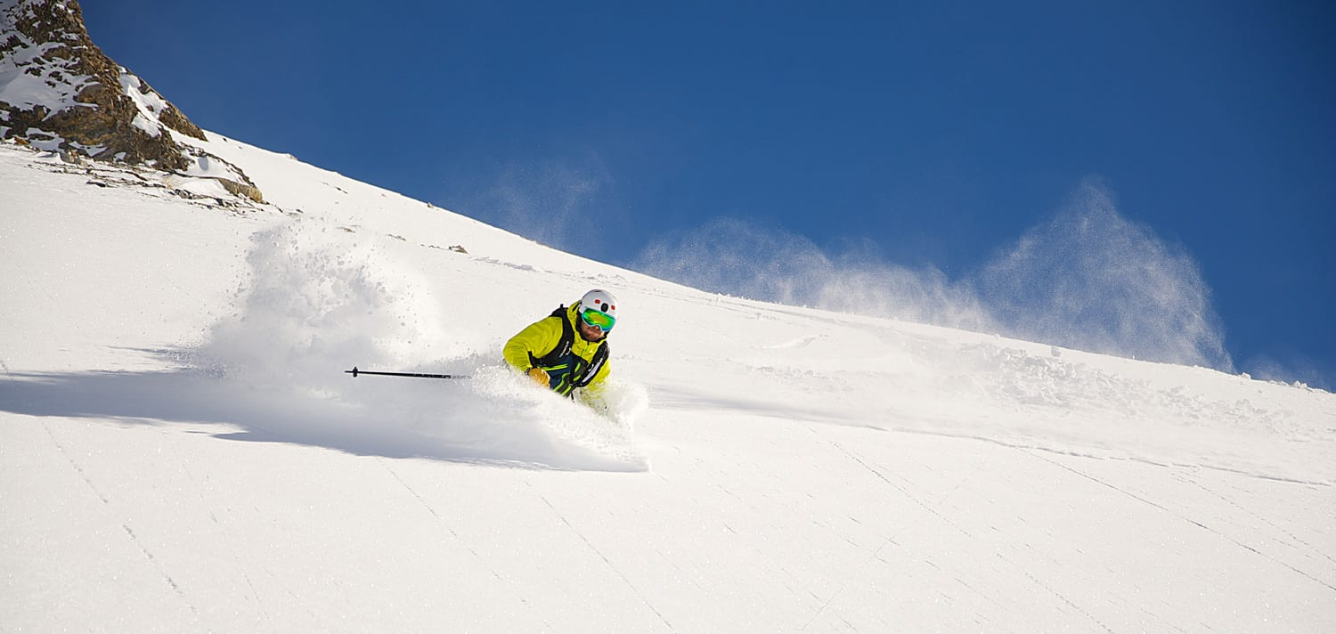Being able to use your ski instructor qualifications after your course is a huge bonus.