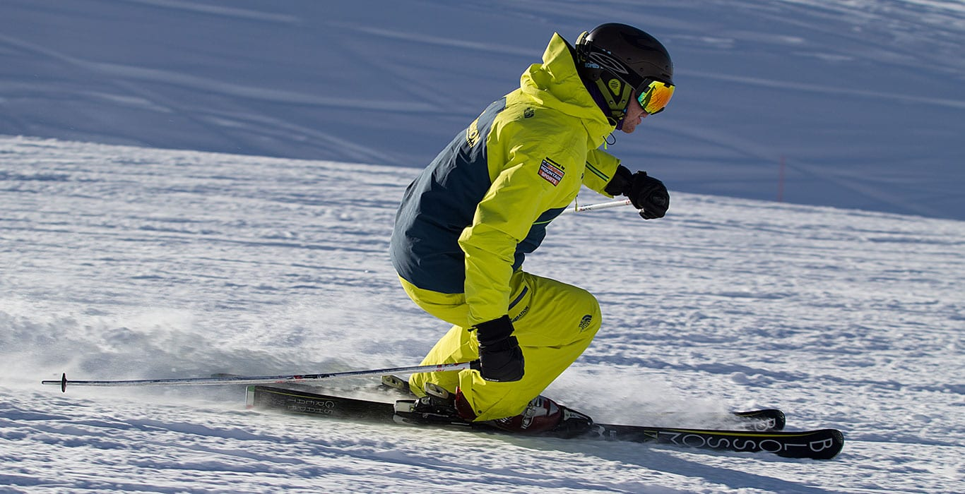 Is it hard to become a ski instructor?